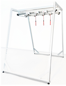 Redcord Workstation Professional Floor Stand z 3 trawersami