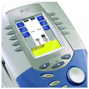 Aparat do elektroterapii Intelect Advanced STIM color z EMG