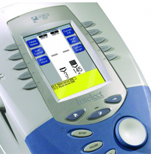 Aparat wielofunkcyjny 2 w 1 (E+L) Intelect Advanced STIM color z EMG