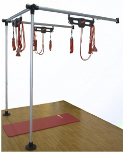 Zestaw Redcord Functional Training Station